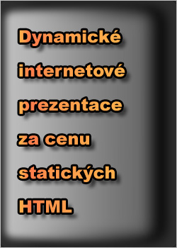 Dynamick internetov strnky za cenu statickch